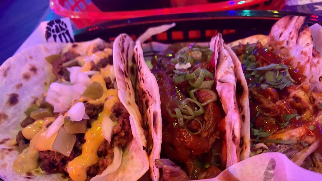 El Camino Cantina takes tacos to a new level with Taco Topia showcase.