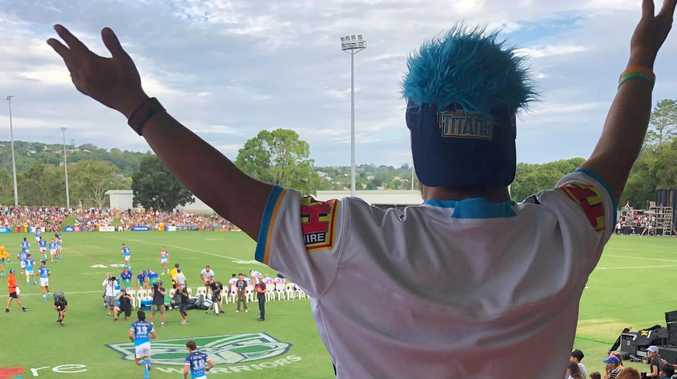 PHOTOS: Did we snap you at the NRL game in Lismore?