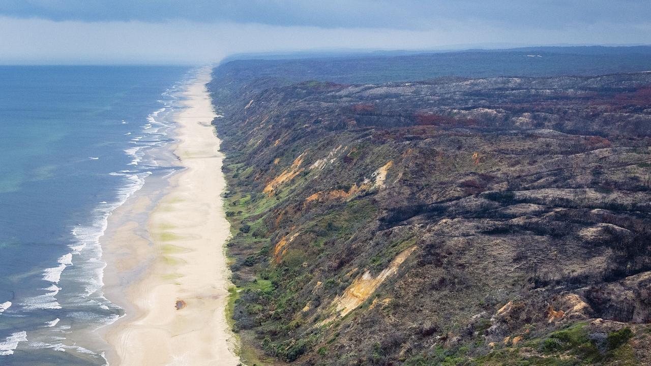 A motorcycle crash has happened on Fraser Island. Photo: File