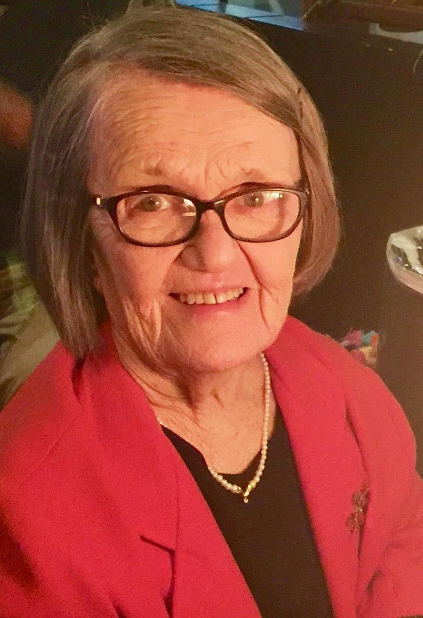 Carmel Healy celebrates her 80th birthday