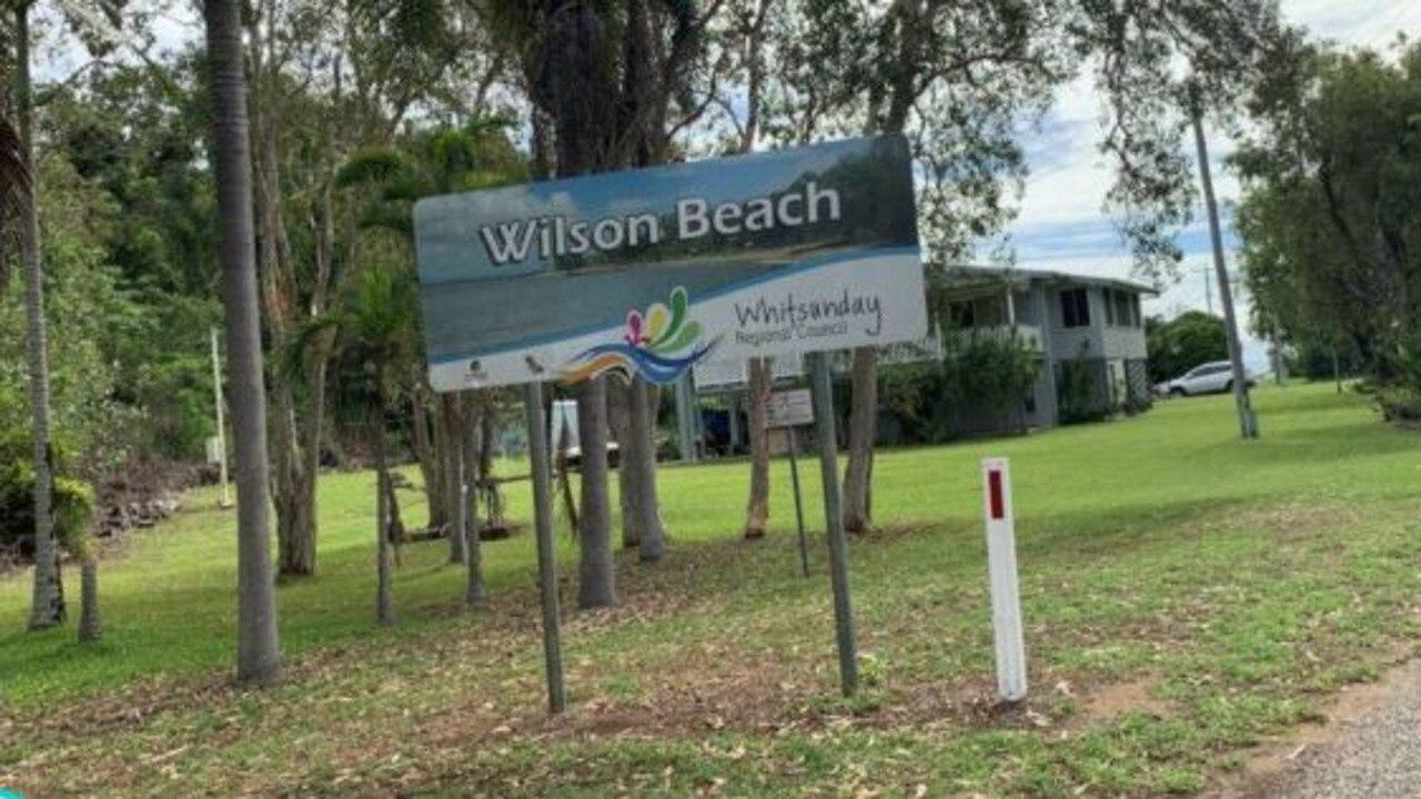 Wilson Beach in the Whitsundays. Picture: Rae Wilson