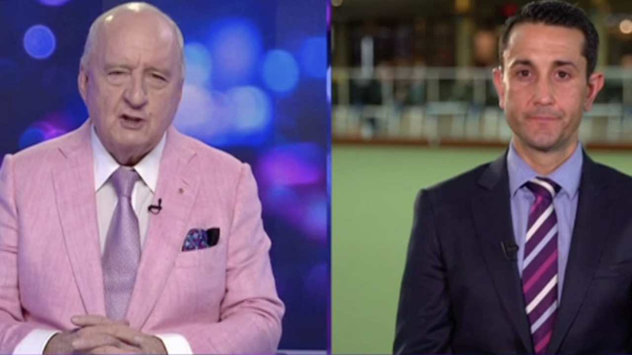 Alan Jones interviews David Crisafulli on Sky News last night.