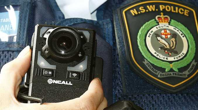 Teen snorkeller finds stolen police body cam in river
