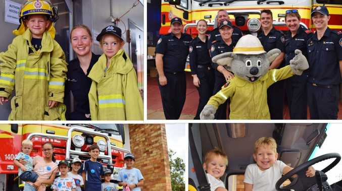 LOCAL HEROES: Chinchilla community honours fireys
