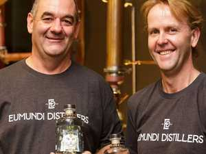 'Gin-tellectual' approach has distiller in high spirits