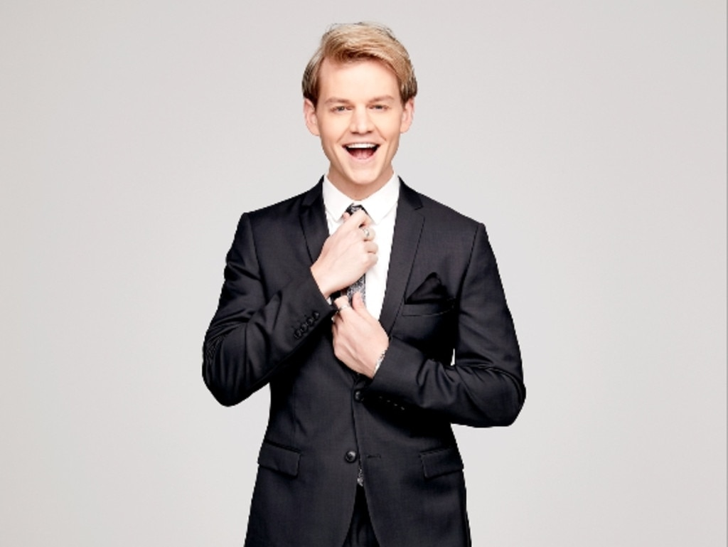 Joel Creasey is hosting the Sydney Gay and Lesbian Mardi Gras for the fifth time. Picture: NOVA