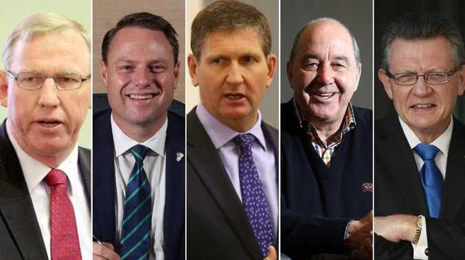 The LNP luminaries branded cowards by their own president