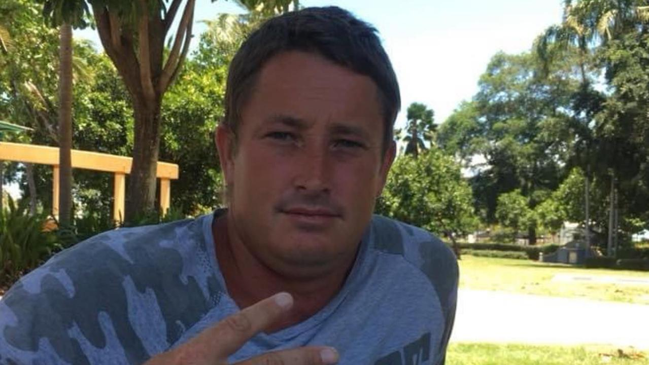 Father of three Christopher Zarvalis died at the scene of the crash on the Peak Downs Highway on Friday, February 26. Picture: Facebook