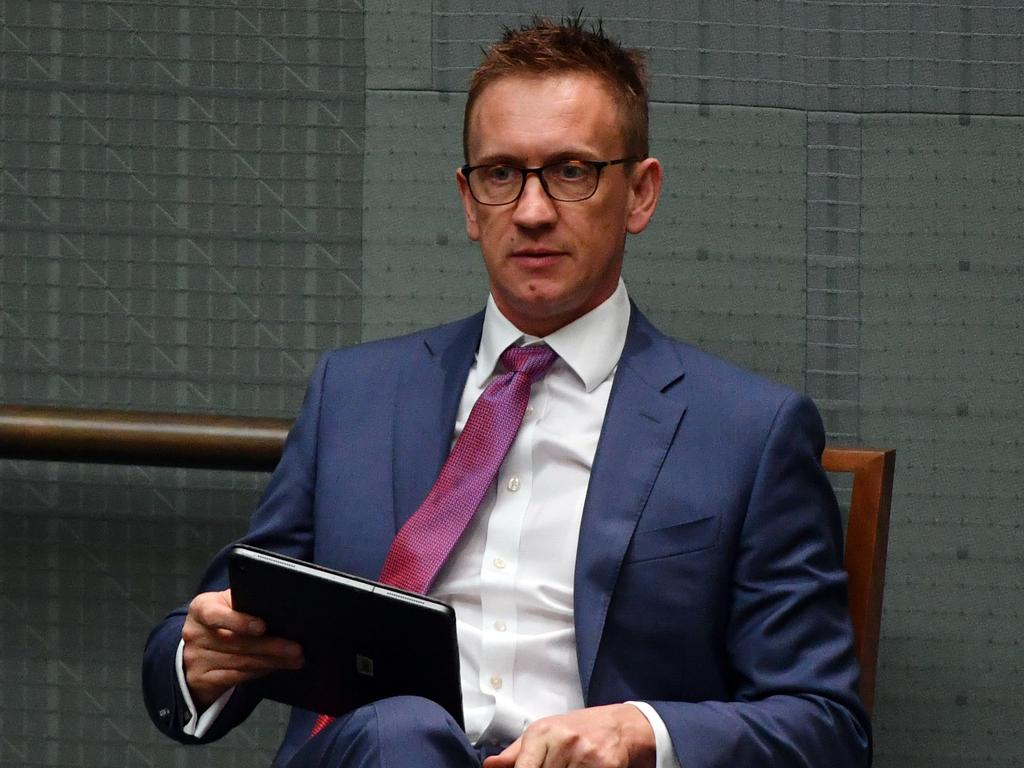 Labor MP Julian Hill says the government could fix the problem with the stroke of a pen. Picture: Mick Tsikas / AAP Image