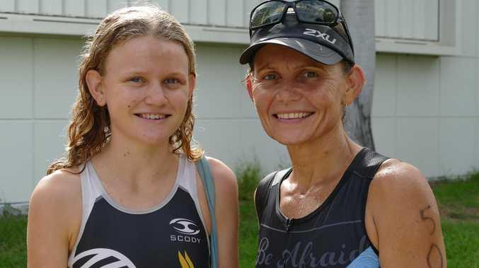 LOOK: Rockhampton Triathlon in photos
