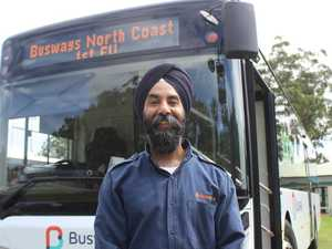 Near-silent bus an electric shock for Coffs