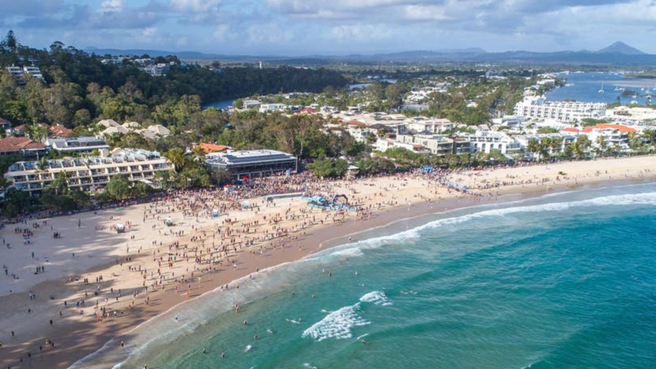 The Noosa Triathlon's fate for 2021 looks to be resting on a council vote tomorrow.