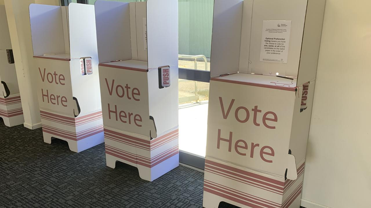 Another by-election will be held on Saturday March 13 to fill the Division 3 Councillor vacancy.