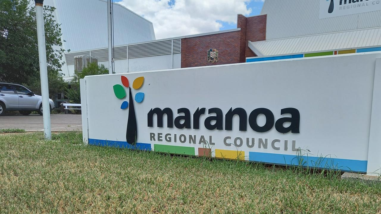 Maranoa Regional Council. Photo: Lachlan Berlin