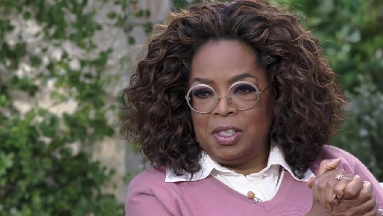 Oprah has declared it her best interview yet. Picture: CBS