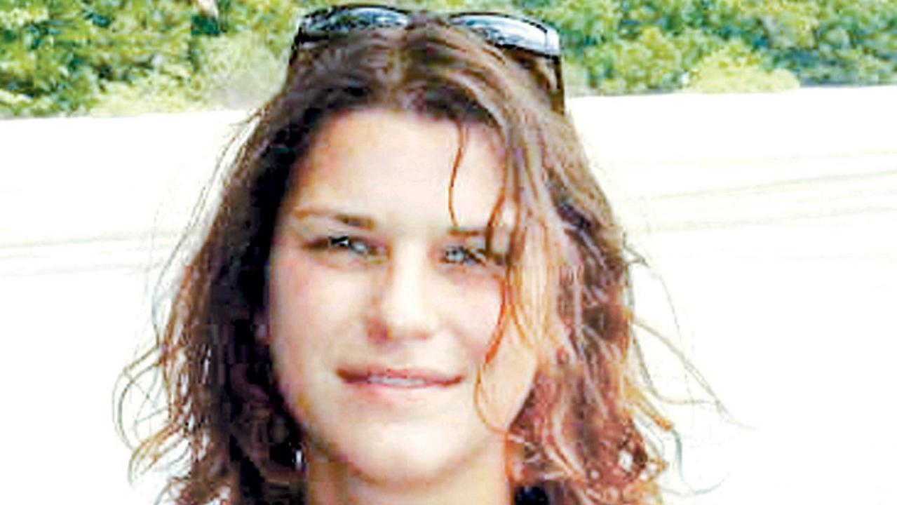 German backpacker Simone Strobel was killed in Lismore in 2005. Photo Contributed
