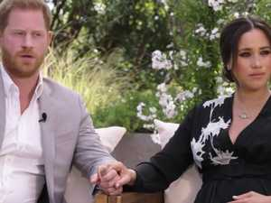 Harry's jab at Charles in Oprah interview