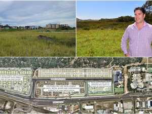 New resort-style development proposed for beachside block