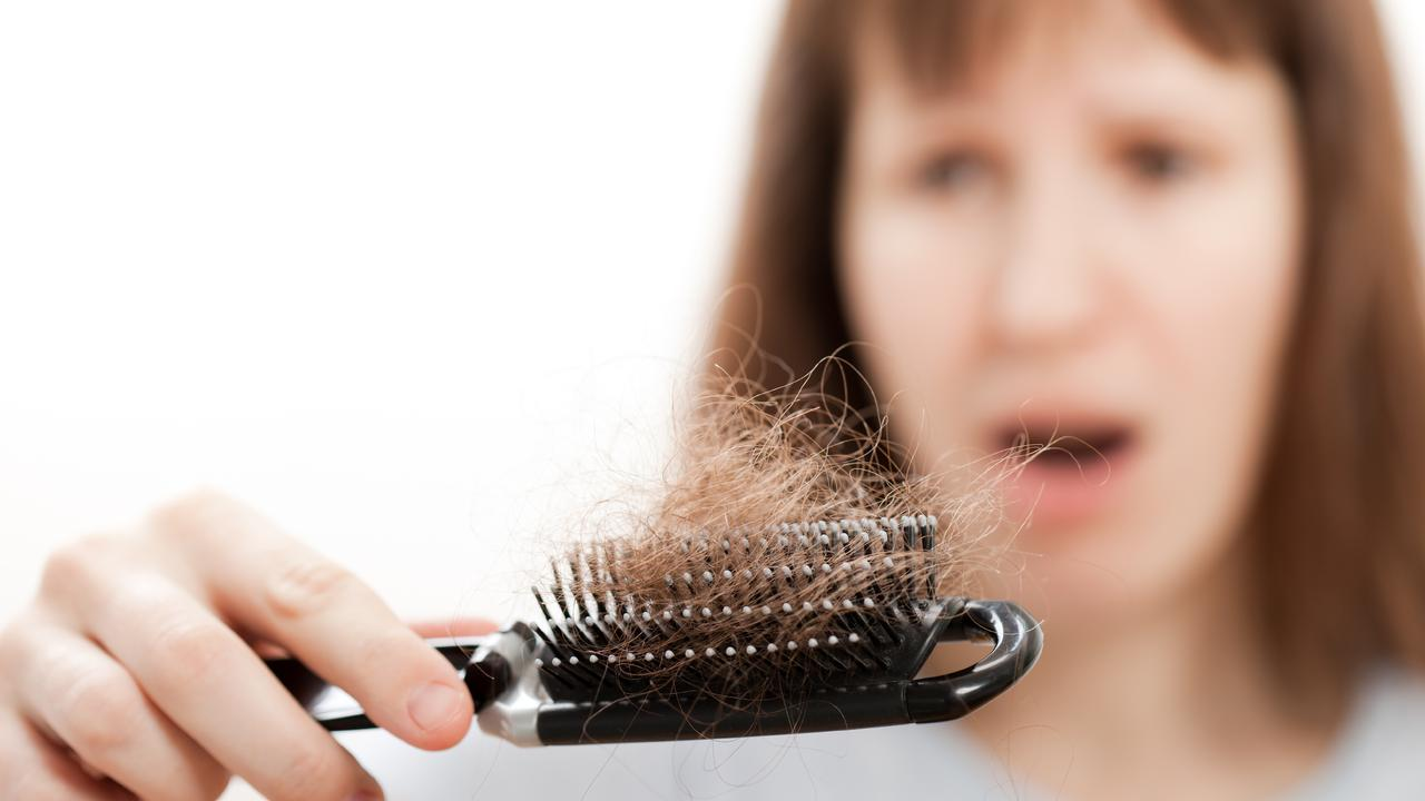 Distressed Aussies are reportedly losing their hair in increasing numbers.