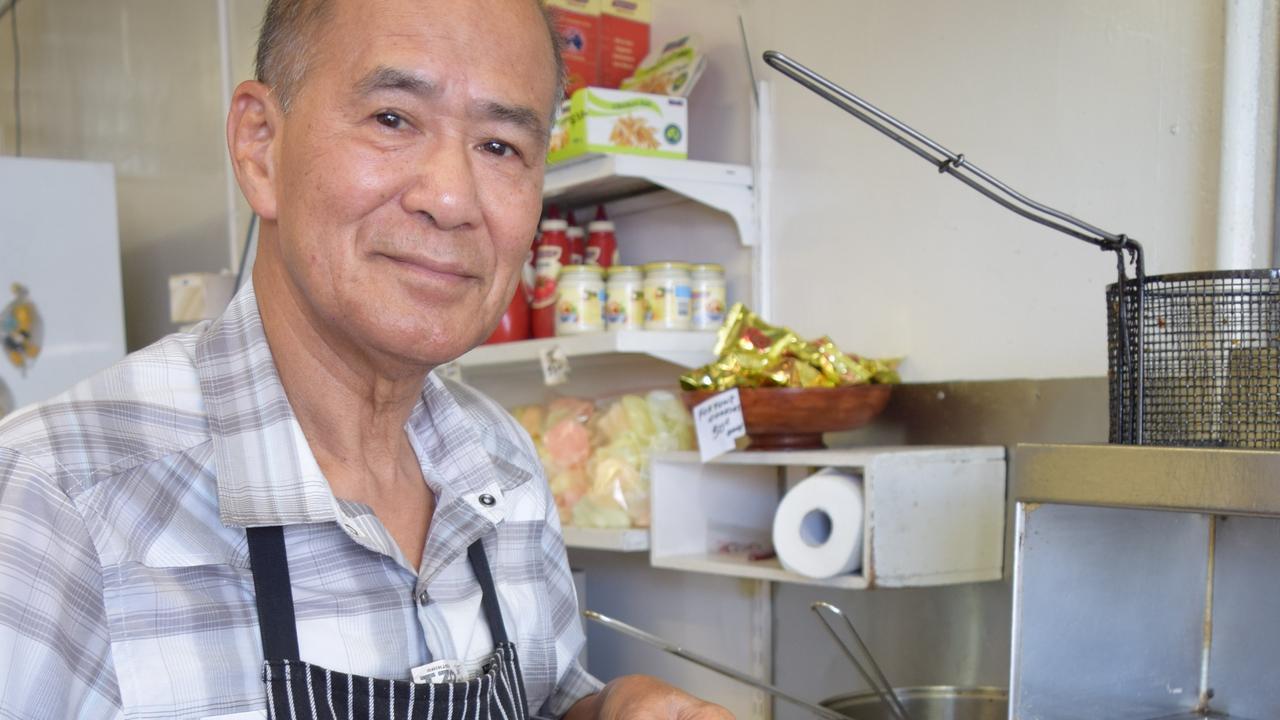 Kent Wong at Busy Bee.
