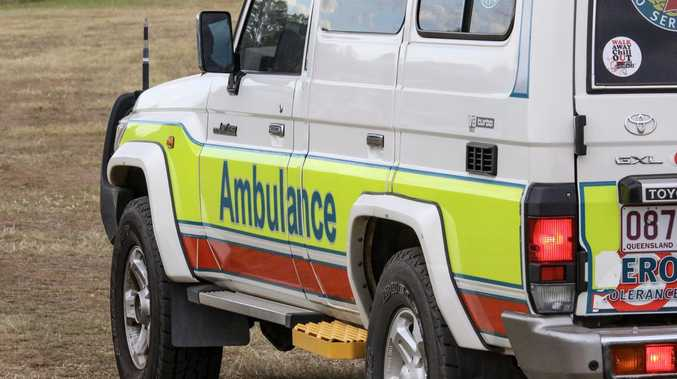 Car flips four times in single vehicle crash in Charleville