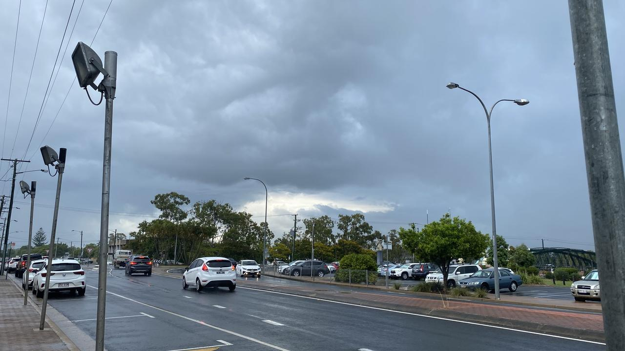 There's a 40 per cent chance of rain in Bundaberg on Wednesday and Thursday, with strong winds forecast between Thursday and Sunday thanks to Tropical Cyclone Niran.