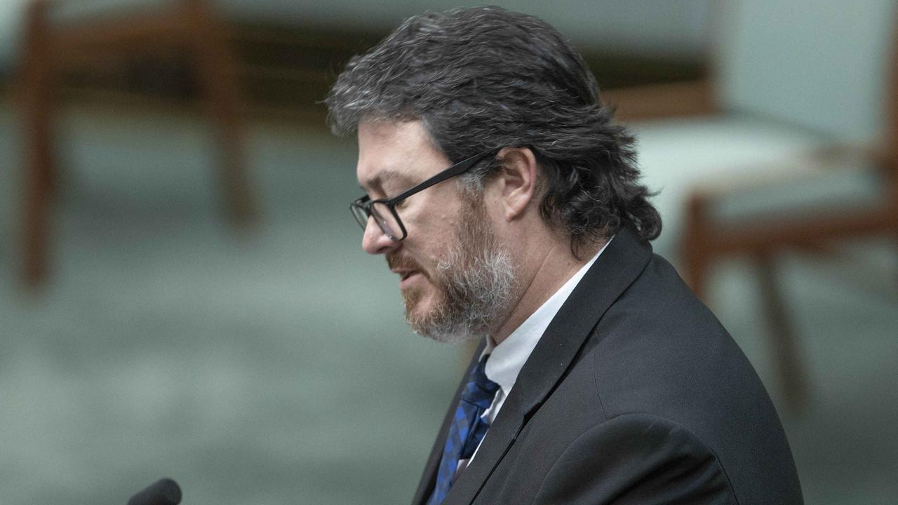 Dawson MP George Christensen. Picture: NCA NewsWire / Gary Ramage