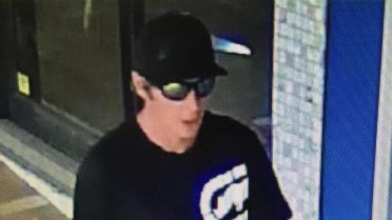 Mary St Gympie. Police believe the person pictured can help police.
