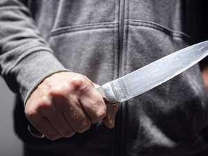 Alleged knife attack leaves 'flap of flesh on man's scalp'