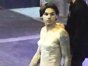 CORSET MAN: Police seek help identifying suspect