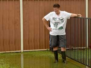 'Poo-nami' inundates back gardens