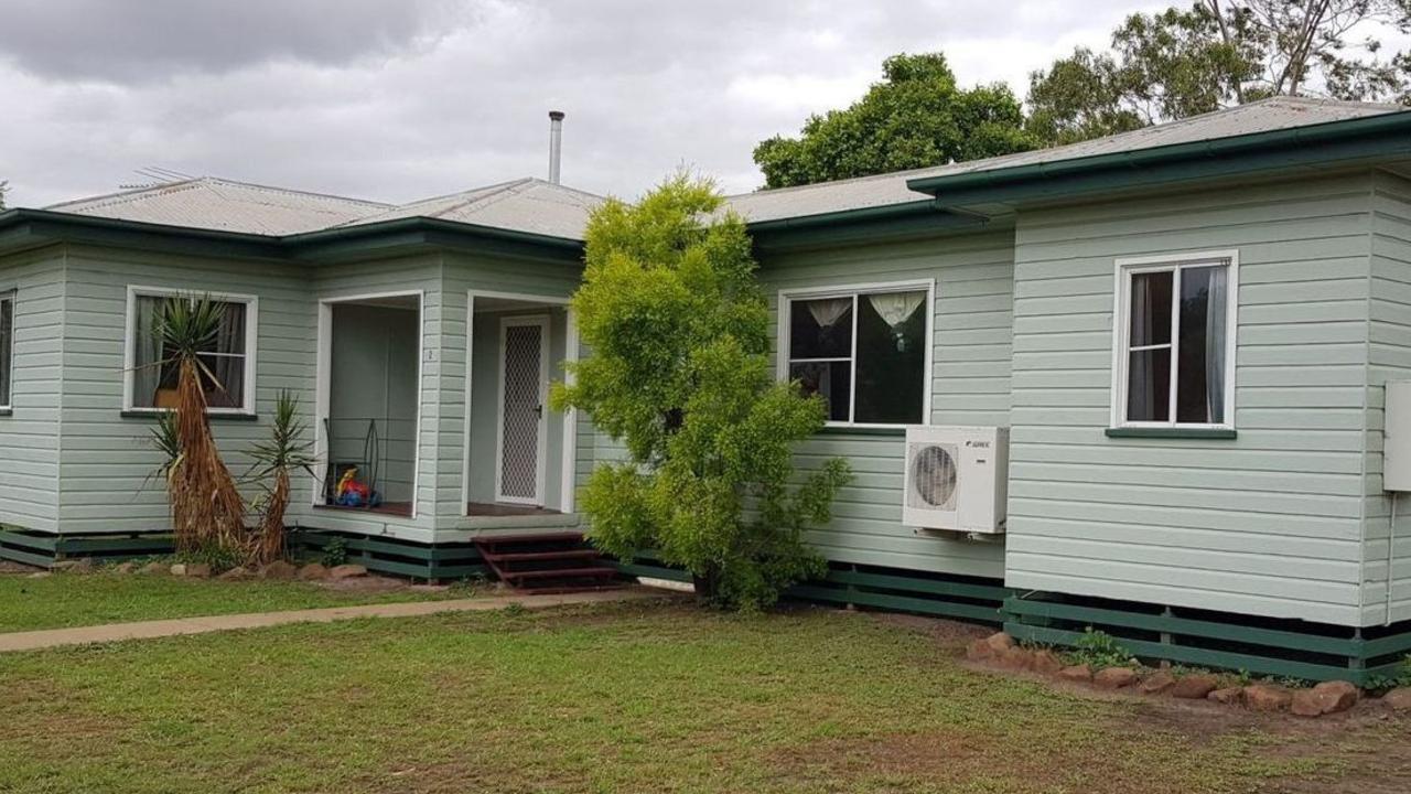 2 Blaxland Road, Dalby, Qld 4405. Picture: Realestate.com.au