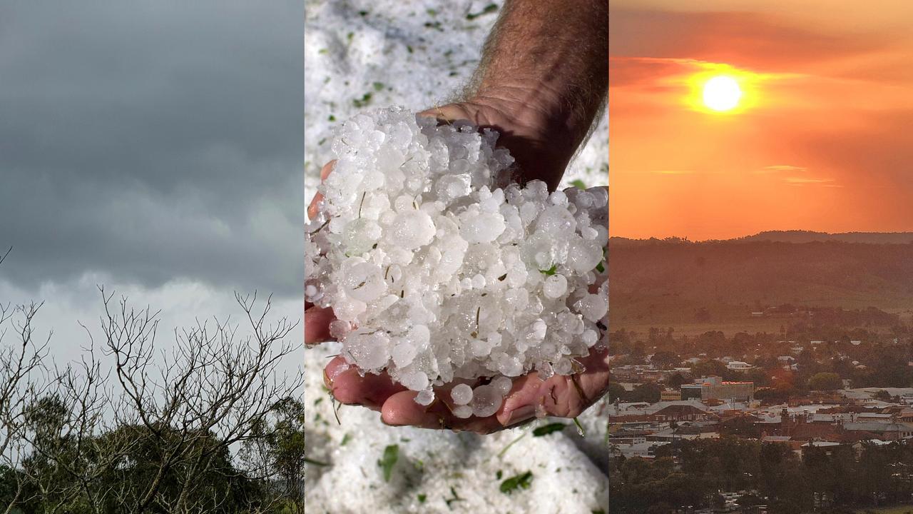 Rain, hail, or shine, what the Bureau of Meteorology has predicted for autumn.