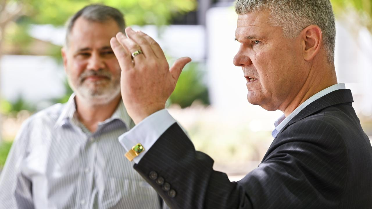 Ipswich CEO David Farmer is taking on a new role as CEO of Central Coast Council in New South Wales next month.