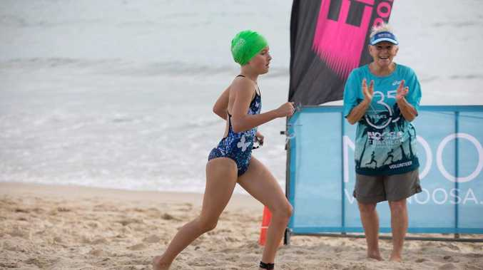 Crowd limit dumped for 'virus safe' Noosa Tri