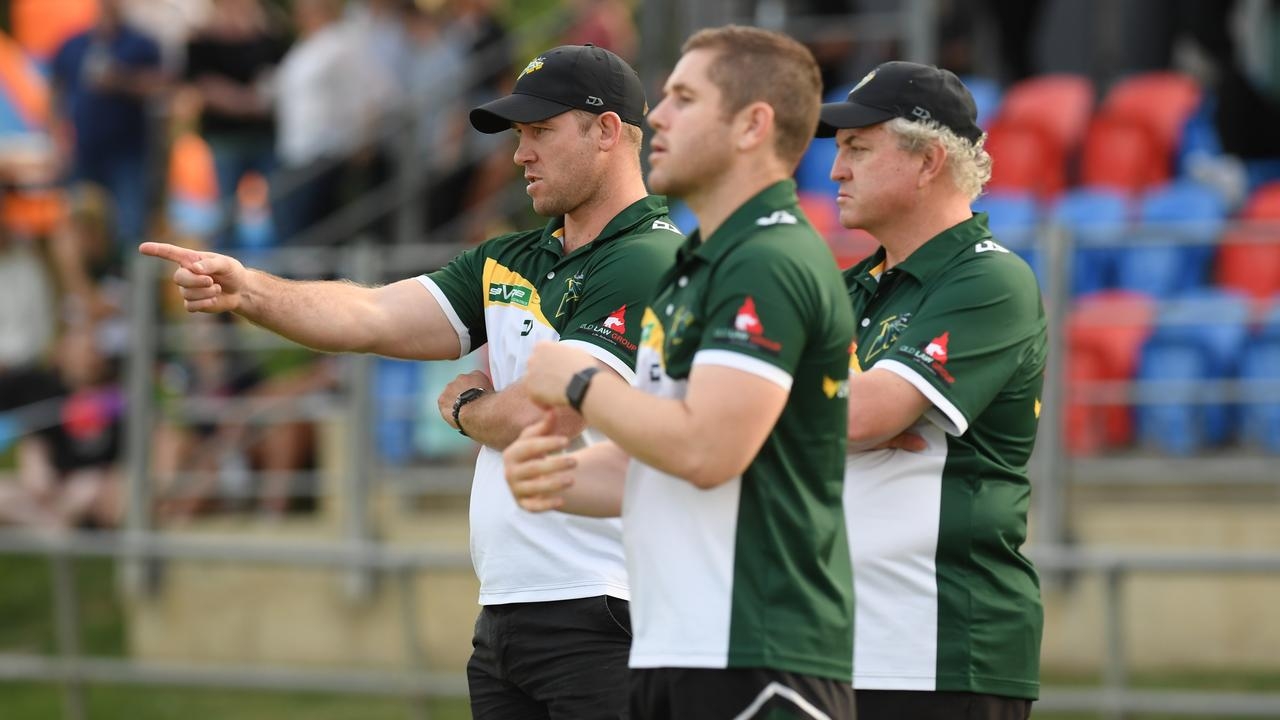 Jets coaches are satisfied their teams are heading in the right direction after their latest trials. Picture: Rob Williams