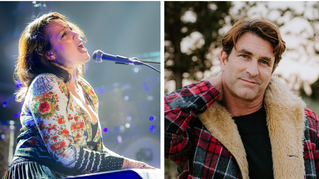 Kate Ceberano and Pete Murray are two of the new artists confirmed for Bluesfest 2021.