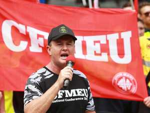 Industry's fears as militant construction union set to split