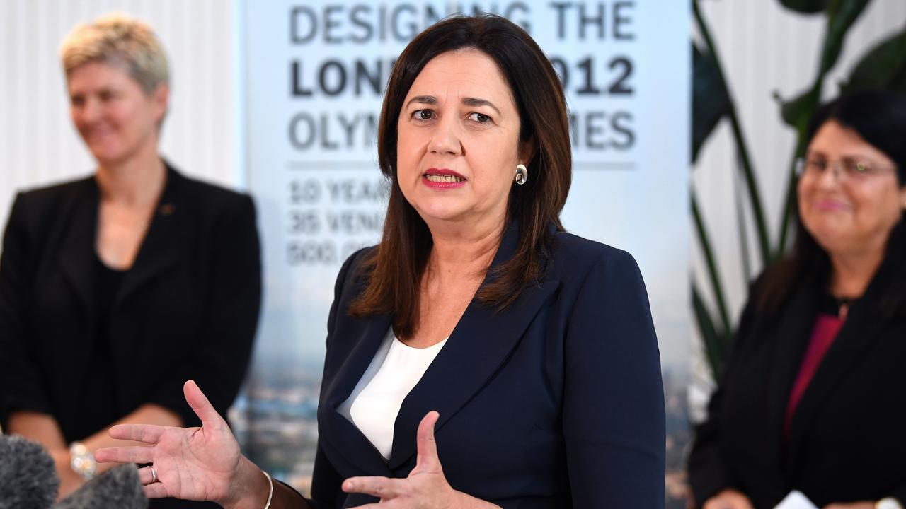 Premier Annastacia Palaszczuk. Picture: Dan Peled/NCA NewsWire