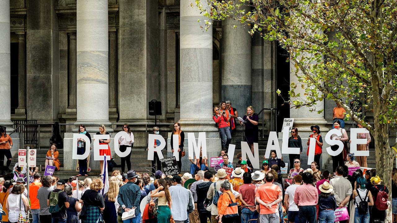 South Australia has at last decriminalised abortion after historic reforms officially passed through parliament.