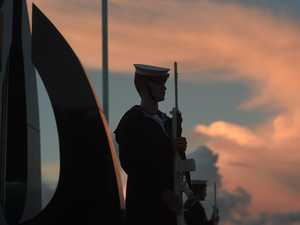 Anzac Day restricted by COVID for second year running
