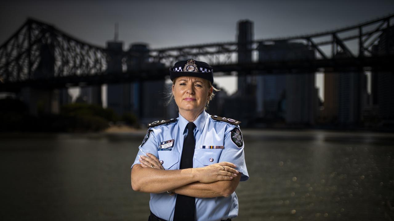 Former Australian Federal Police Assistant Commissioner Debbie Platz. Photo: Glenn Hunt / The Australian