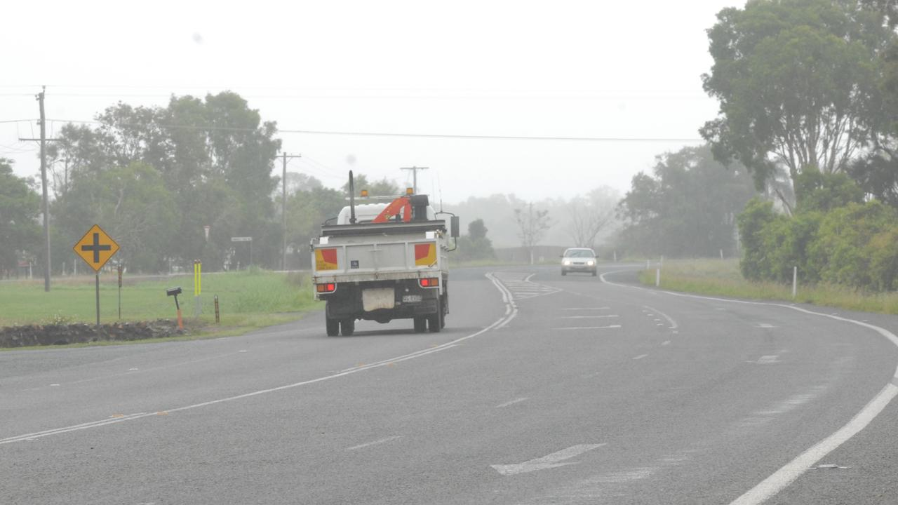 Bruce Highway between Sarina and Mackay. Picture: Peter Holt / Daily Mercury