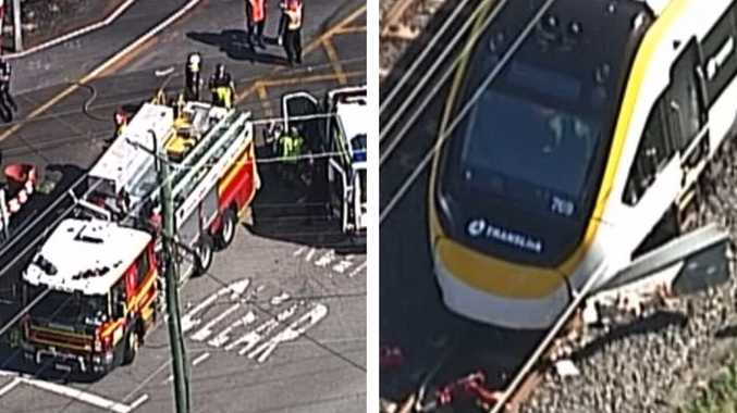 Woman killed at notorious rail crossing revealed as student