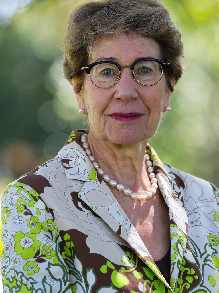 NSW Governor Margaret Beazley AC QC. Picture: Gaye Gerard