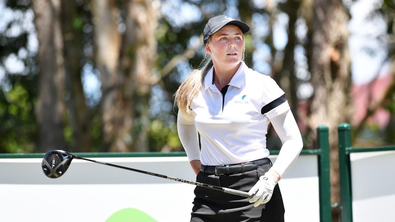Sarah Wilson, Pelican Waters Golf Club member. Picture: Patrick Woods