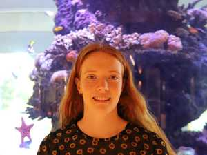 Marine science scholar to help safeguard reef at ports