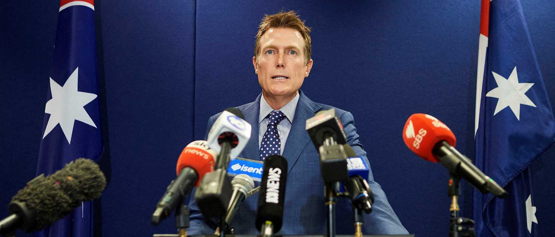 As Christian Porter links himself to allegations of a teenage rape, Susie O'Brien and Patrick Carlyon thrash out the Attorney General's conundrum.