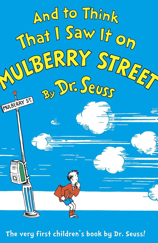 And To Think That I Saw It On Mulberry Street was first published in 1937.