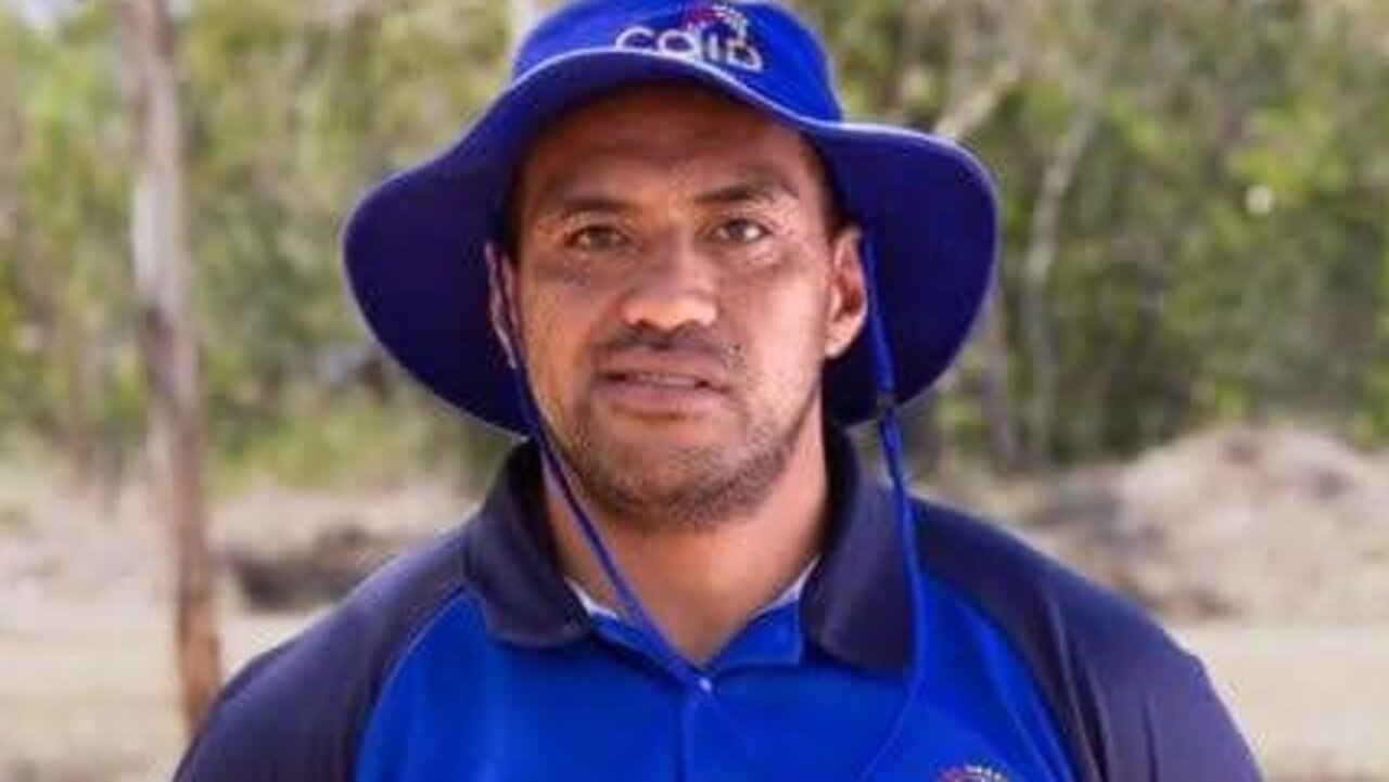 Masada Iosefa was highly regarded in his role as housing and homeless project officer at Central Queensland Indigenous Development.